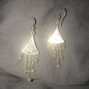 Lois Hill chandelier earring